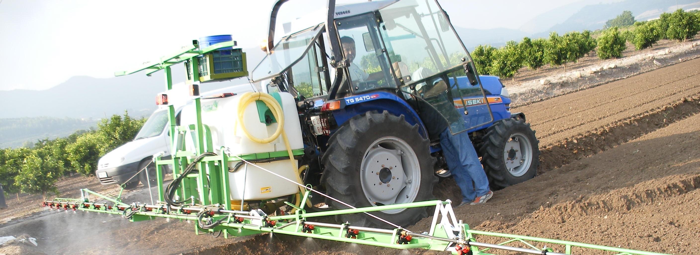 Maquinaria agrícola, construcción y jardinería | Agria 1